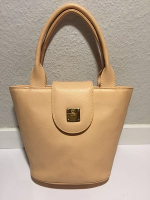 MCM Carry Bag nude