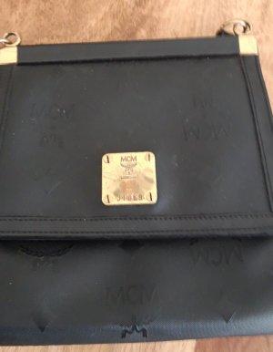 Vintage MCM Tasche schwarz