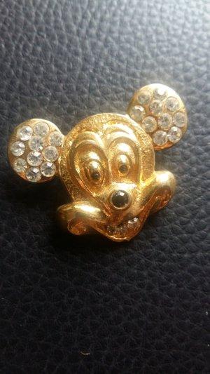 Vintage Micky Mouse Brosche