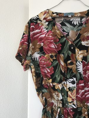 DeVille Midi-jurk veelkleurig Viscose