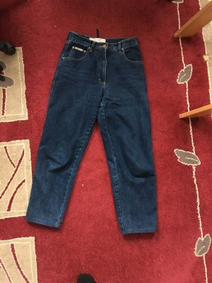 Vintage Carrot Jeans multicolored