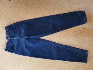 Edwin High Waist Trousers blue