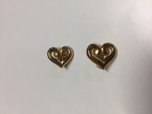 Nina ricci Earclip gold-colored