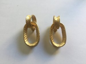 Vintage-Ohrclips von GIVENCHY