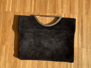 0039 Italy Pochette noir-argenté