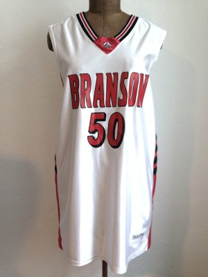 Vintage Oversize Basketball Shirt,  passt Gr. 38-42