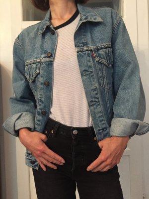 Vintage Oversize Jeansjacke by Levi's