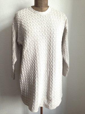 Vintage Oversize Pullover aus 100% Baumwolle von Street One, Gr. 40