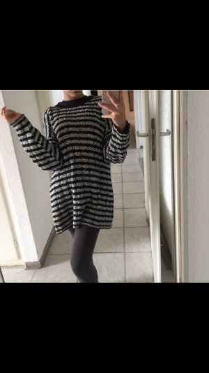Lange jumper veelkleurig
