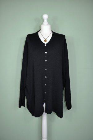 Vintage Oversized Kleid / Pullover mit Schlitz