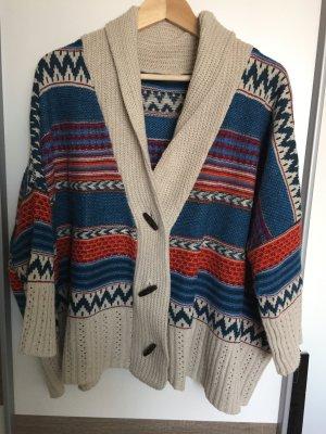 Vintage Oversized Pullover von Lookbook Store in Universalgröße
