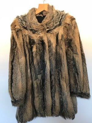 Pelt Jacket bronze-colored-taupe