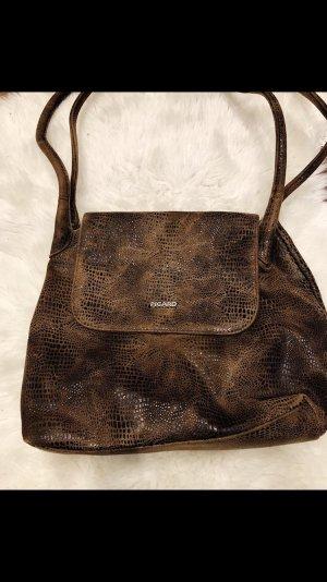 3bb603307f1eb Vintage Picard Tasche  schlangenoptik