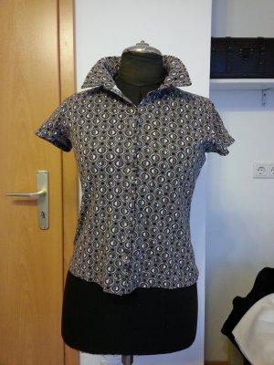 Vintage-Poloshirt, Street One, Größe 38