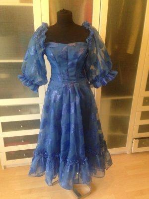 VINTAGE Prinzessinen Kleid Gr. 34 top Zustand