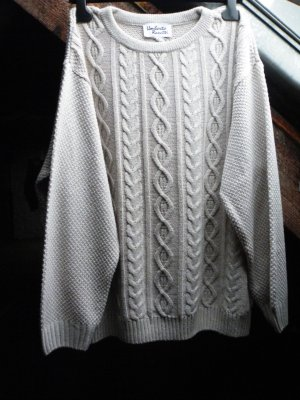 Vintage Pull cable knit