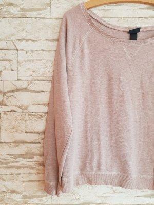 Vintage Pullover Altrosa