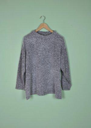Vintage Pullover mit angerauter Oberfläche