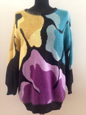 Vintage Pullover, passt Gr. 38-42, Viskose&Angora