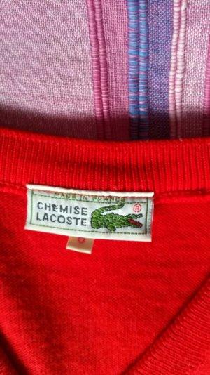 vintage Pullunder Lacoste gr. 6/L-XL