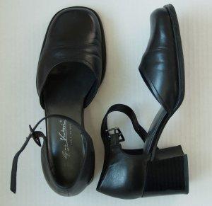 Gino ventori Mary Jane Pumps black leather