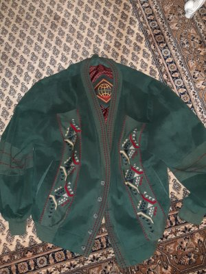 Bomber Jacket forest green