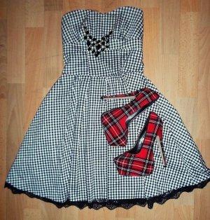 Vintage Retro Kleidchen 50's Pin Up 34