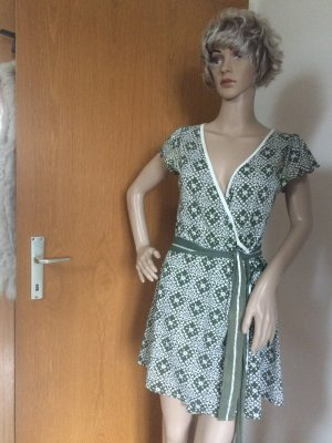 Vintage, Retro, Wickelkleid aus London Spital Field! 2nd hand