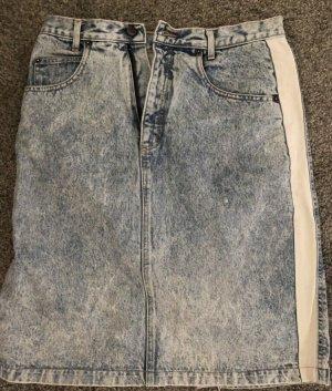 Big Star Denim Skirt azure