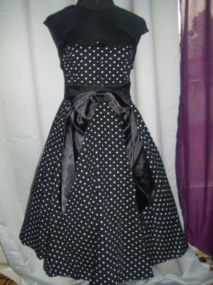 Vintage Rockabilly Petticoat Kleid Größe S