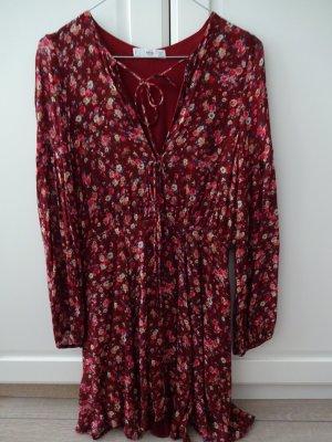 vintage rosen Kleidchen von mango