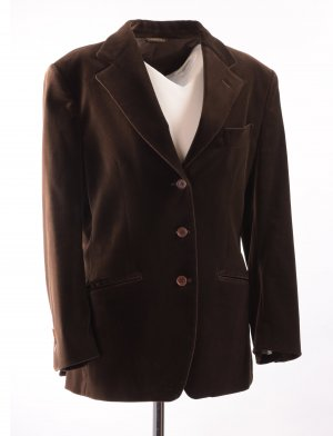 Wool Blazer brown-dark brown