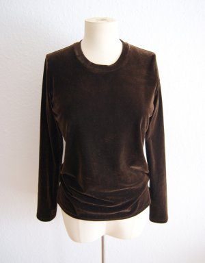 Zapa Sweater donkerbruin