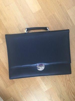 Vintage Briefcase black