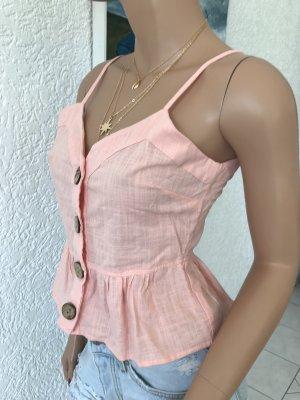 Vintage Schösschenbluse, top, Shirt