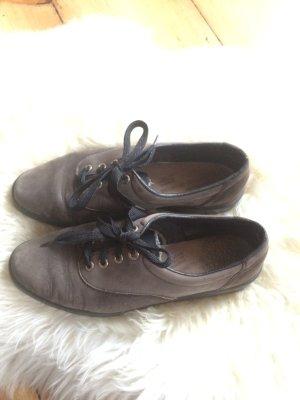 Vintage Schuhe sneaker von RIEKER Gr. 38 grau boho schick