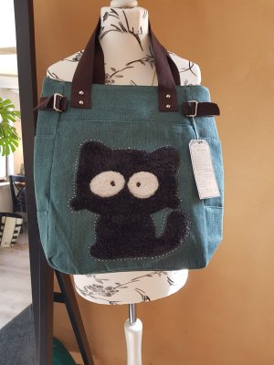 Shoulder Bag multicolored cotton