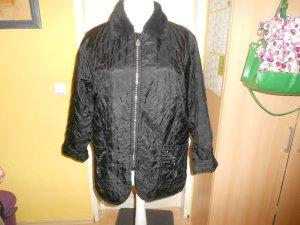 Vintage- schwarze Steppjacke Gr. 44 von Dolce Vita
