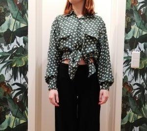 Vintage Seiden Bluse