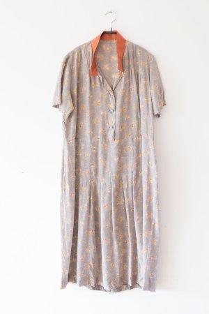 Vintage-Seiden-Kleid aus Berlin