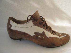 Vintage Seltene sehr ausgefallene bequeme Schuhe orginelle Details