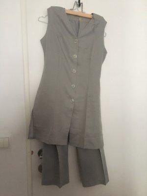 Vintage Set: Bluse & Bundfaltenhose