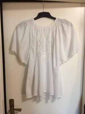 Shirt Tunic white-natural white