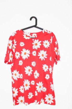 Vintage Shirt mit Sonnenblumen Print