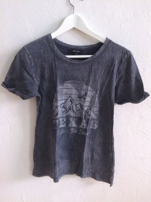 Vintage Shirt mit Texas Aufdruck