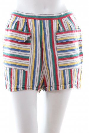 Vintage Shorts gestreift