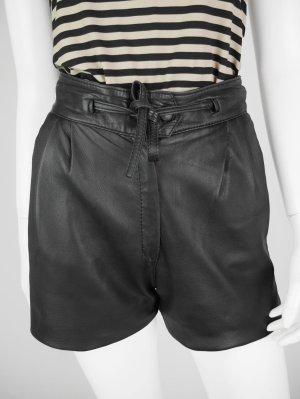 Vintage Shorts mit Tunnelzug am Bund