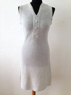 Vintage Sixties Kleid mit Silbergarn, Gr. 36/38