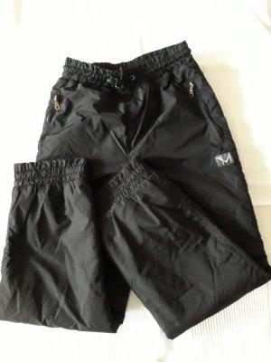Maier Sports Pantalone da neve nero