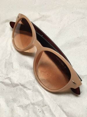 Accessorize Retro Glasses pink-brown red